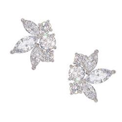 Kristallikorvakorut, ATHENA BRIDAL|Romantic Juliet Earrings