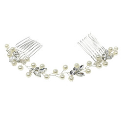 Hiuskoru, ATHENA BRIDAL|Luxurious Pearl Twine