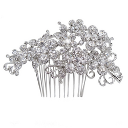 Hiuskoru, ATHENA BRIDAL|Romantic Flower Haircomb