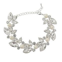Rannekoru, ATHENA BRIDAL|Beautiful Pearl Bracelet