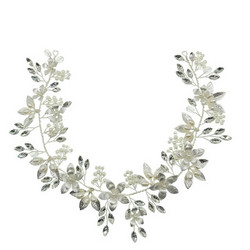 Hiuskoru, ATHENA BRIDAL|Exquisite Flower Crystal Hair Vine