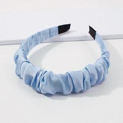 Hiuspanta|SUGAR SUGAR, Shimmering Ruffle Hairband - sininen ryppypanta