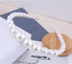 Hiuspanta|SUGAR SUGAR, Chunky Pearl Headband -helmipanta