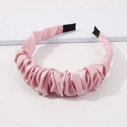 Hiuspanta|SUGAR SUGAR, Shimmering Ruffle Hairband -pinkki panta