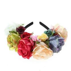 Kukkapanta|SUGAR SUGAR, Summer Roses in Multicolor -värikäs kukkapanta
