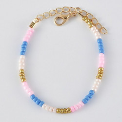 Rannekorusetti, FRENCH RIVIERA|Colourful Summer Bracelets with Charms