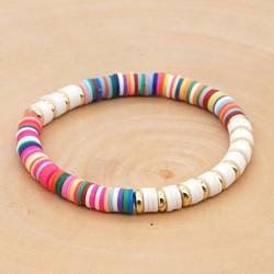 Rannekoru, PAPARAZZI|Multicolor Surf Bracelet
