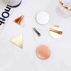 Hiuspinni|SUGAR SUGAR, Minimalistic Metallic Hairclip