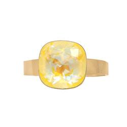 Sormus, BOHM PARIS|Bague Bea Sunshine DeLite Crystal