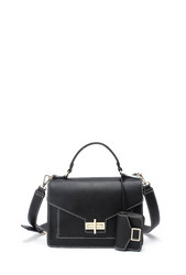 Laukku, BESTINI Paris|Large Crossbody Handbag in Black