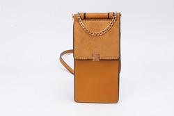 Laukku, BESTINI Paris|Phone Bag with Gold Details