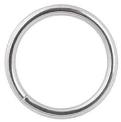 Nenäkoru, nenärengas Seamless Ring  (0,8mm)