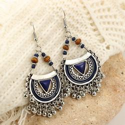 Korvakorut, FRENCH RIVIERA|Bohemian Silver Earrings