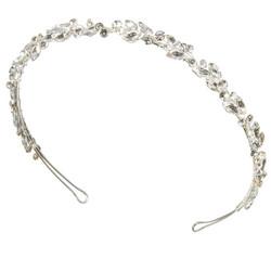 Hiuskoru, ATHENA BRIDAL|Classic Crystal Headband