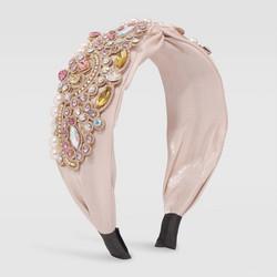 Hiuspanta|SUGAR SUGAR, Glamour Hairband in Nude Rose