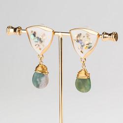 Korvakorut, FRENCH RIVIERA|Parisian Vintage Earrings
