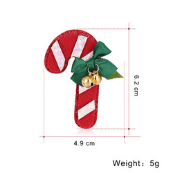 Joulurintaneula, Candy Cane