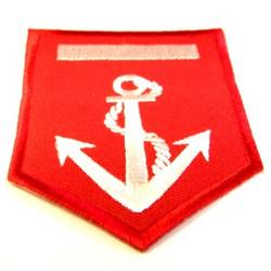 Hihamerkki, Anchors O'hoy!
