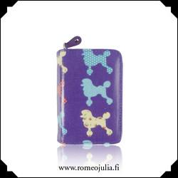 Lompakko, Poodle Purple