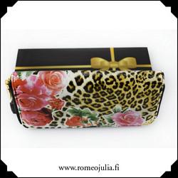 Lompakko, Leopard Rose