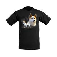 POHJANPYSTYKORVA  T-paita/Aikuisten UUTUUS