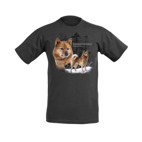 SUOMENPYSTYKORVA   T-paita/Aikuisten UUTUUS