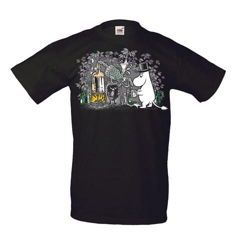 MUUMIPAPPA DYNAMITE  T-paita/Aikuisten