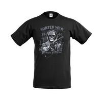 WINTER WAR, RAATTEEN TIE  t-paita