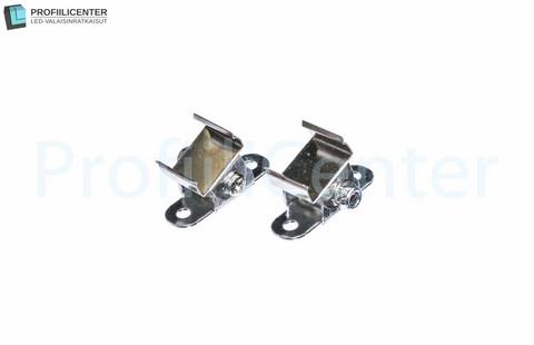 Alumiiniprofiilin ALU01 säädettävä kiinnike