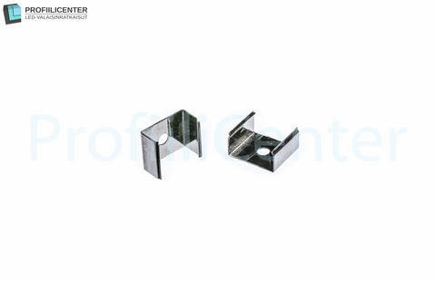 Alumiiniprofiilin ALU08 metallikiinnike