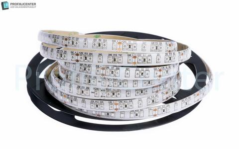 LED-nauha 5m (9.6 W/m) keltainen, 24V IP65