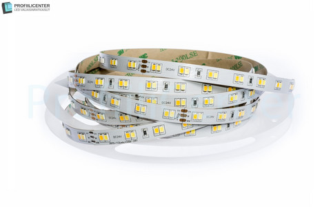CCT-LED-nauha 5m (19.2 W/m), SMD2835, 24V