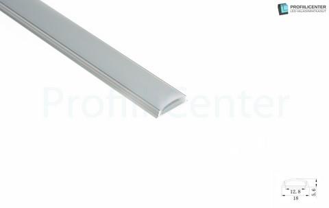 LED-alumiiniprofiili ALU012, 1 m