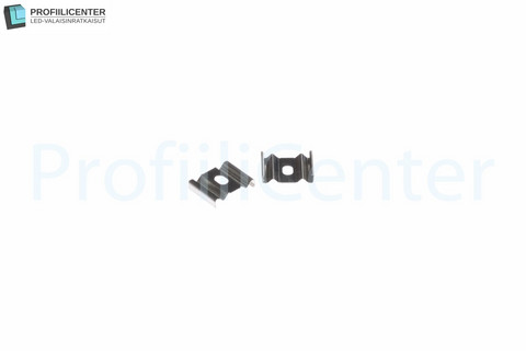 Alumiiniprofiilin ALU012 metallikiinnike