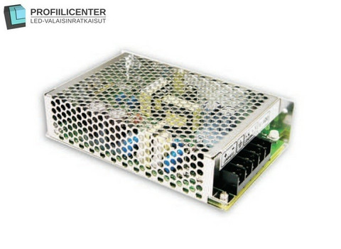 Mean Well LED Jänniteregulaattori 24VDC 50W
