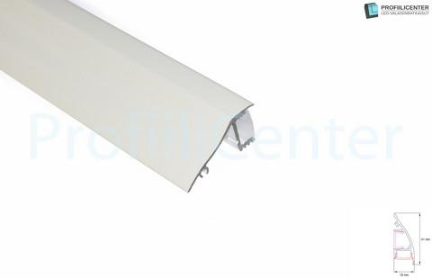 LED-alumiiniprofiili ALU013, 1 m