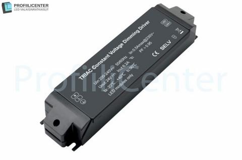 TRIAC-himmennettävä LED Virtalähde 24VDC 200W