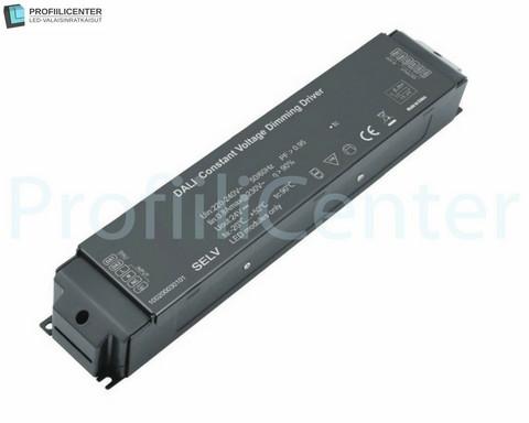 DALI / Painonappi-himmennettävä LED Virtalähde 24VDC 200W