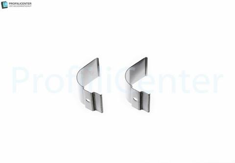 Alumiiniprofiilin ALU015 metallikiinnike