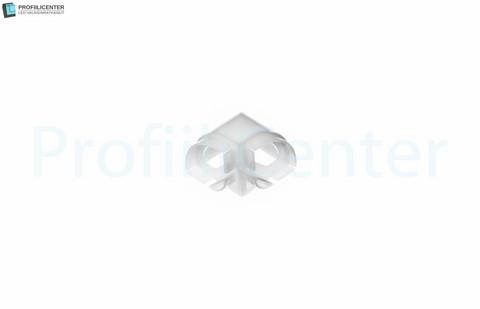 Alumiiniprofiilin ALU015 kulmapala