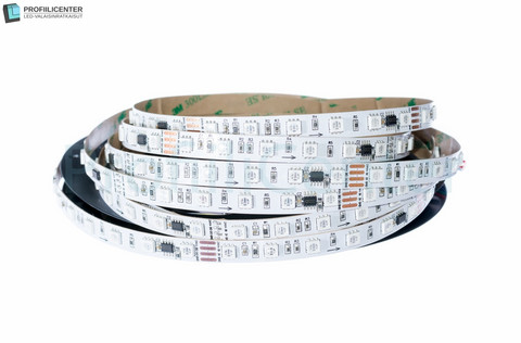 DreamColor RGB-LED-nauha 5m (14.4 W/m) 24V