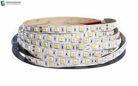LED-nauha 5m (14.4 W/m) lämminvalk., 24V (CRI95)