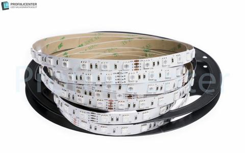 LED-nauha 5m (14.4 W/m) RGB, 12V