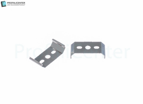 Alumiiniprofiilin ALU017 metallikiinnike