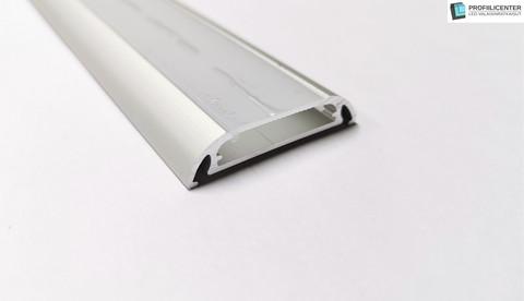 LED-alumiiniprofiili ALU20, 2 m