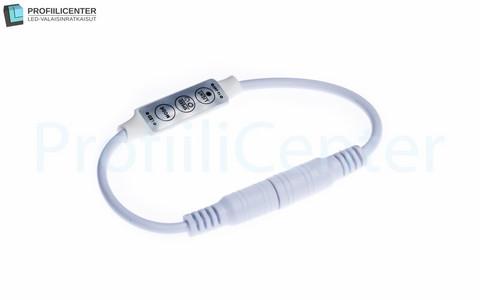 LED-himmennin 12-24VDC, painonappi