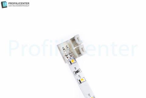 Pikaliitin LED-nauhoille 10 mm