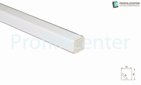 LED-alumiiniprofiili ALU07, 1 m