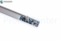 LED-himmennin alumiiniprofiiliin