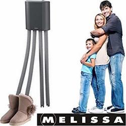 Melissa kenkienkuivain ajastimella